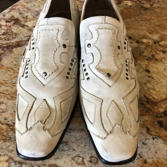Guess by Marciano Other - Vintage Men's GUESS Loafers Shoes 8
